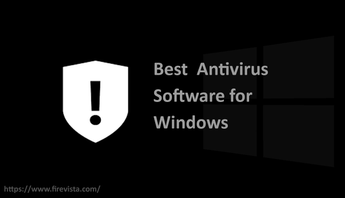 Antivirus Software for Windows