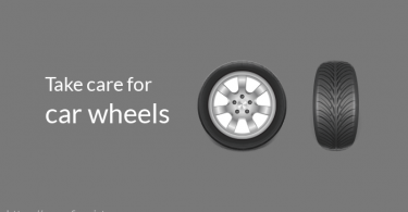 How to take care for car wheels