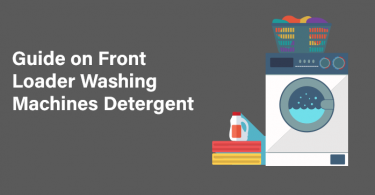 Guide on Front Loader Washing Machines Detergent