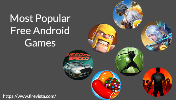 Most Popular Free Android Games