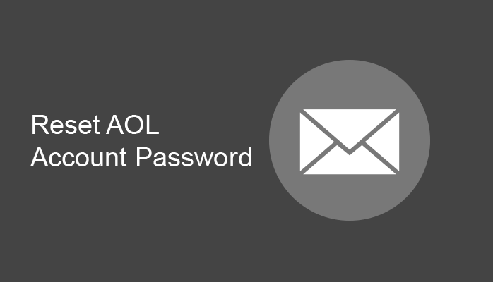 Reset AOL Account Password