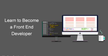 Learn to Become a Front End Developer