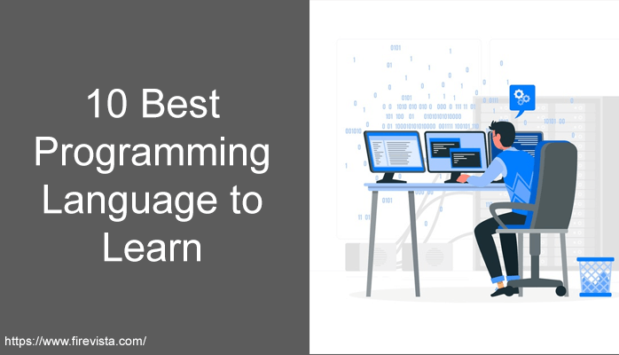 10 Best Programming Language to Learn
