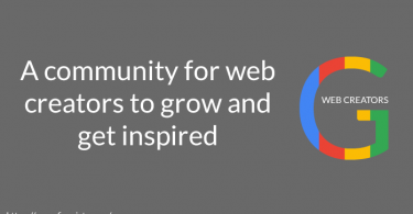 A community for web creators to grow and get inspired