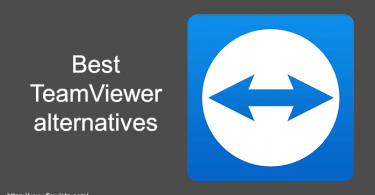 Best TeamViewer alternatives