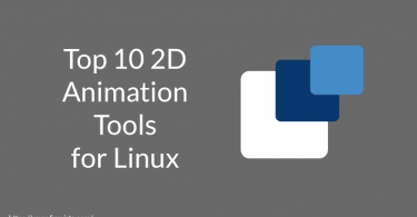 Top 10 2D Animation Tools for Linux