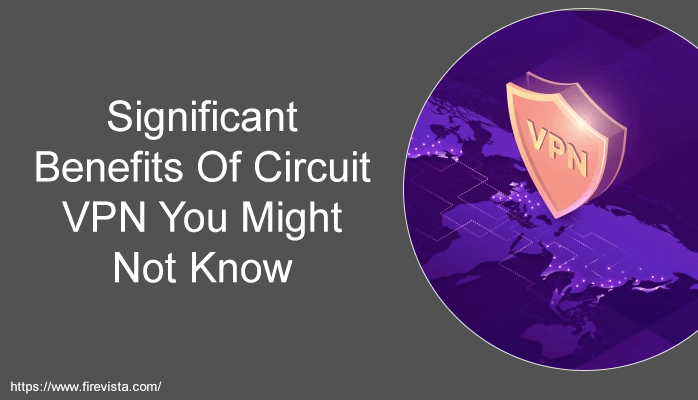Significant Benefits Of Circuit VPN You Might Not Know