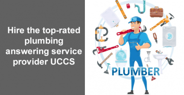 Hire the top-rated plumbing answering service provider UCCS