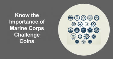Know the Importance of Marine Corps Challenge Coins