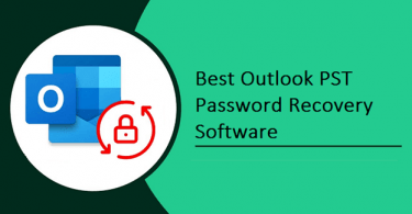 How To Recover Lost Password of Outlook PST file