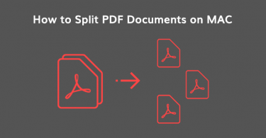 Split PDF into Multiple Pages on Mac