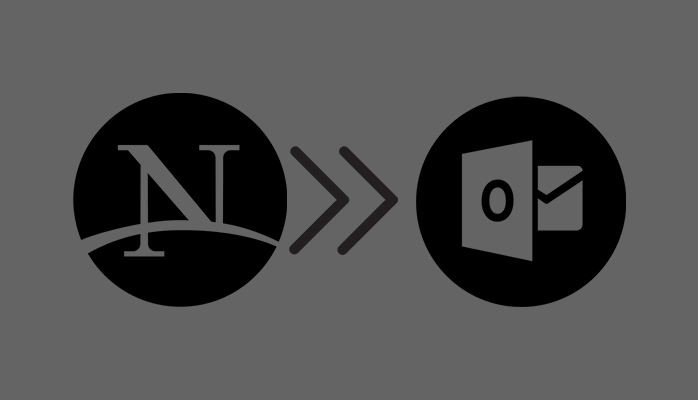 How to convert your Netscape files to Outlook PST