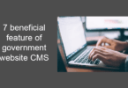 beneficial features of government website CMS