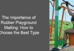 The Importance of Rubber Playground Matting: How to Choose the Best Type