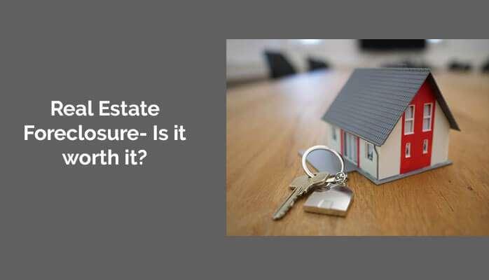 Real Estate Foreclosure