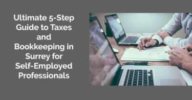 Taxes and Bookkeeping