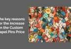 the custom lapel pins price