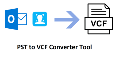 How to Convert Outlook PST to vCard